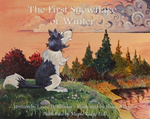 Book Cover for Tugger's first book